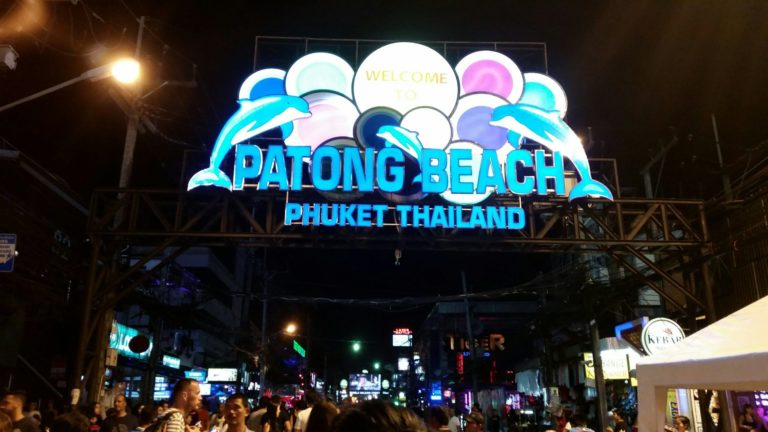 Road Trip to Phuket, Thailand (31 Aug – 4 Sept 2017)